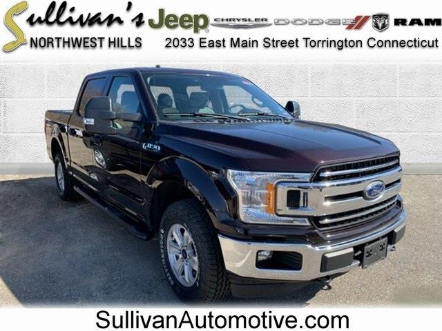 Used 2018 Ford F-150 in Avon, Connecticut | Sullivan Automotive Group. Avon, Connecticut