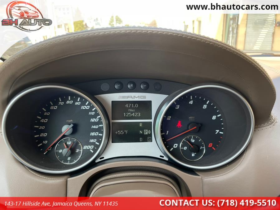 Used Mercedes-Benz M-Class 4MATIC 4dr 6.3L AMG 2008 | BH Auto. Jamaica Queens, New York