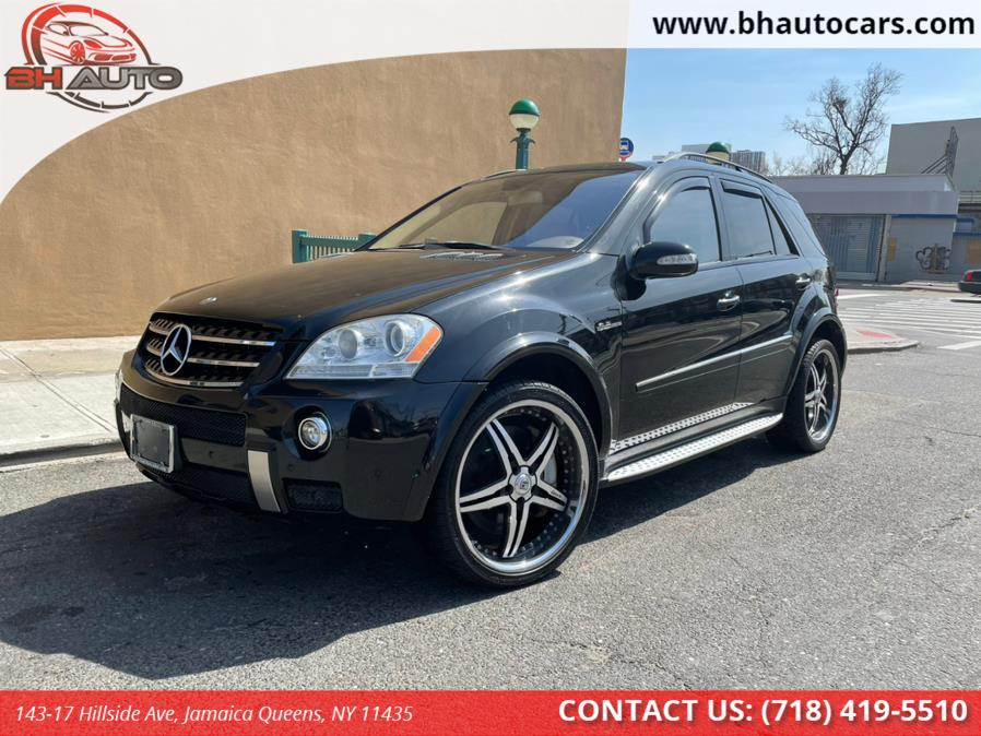 Used 2008 Mercedes-Benz M-Class in Jamaica Queens, New York | BH Auto. Jamaica Queens, New York