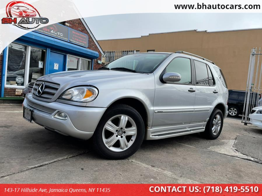 Used 2005 Mercedes-Benz M-Class in Jamaica Queens, New York | BH Auto. Jamaica Queens, New York