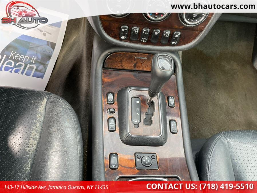 Used Mercedes-Benz M-Class 4MATIC 4dr 3.7L 2005 | BH Auto. Jamaica Queens, New York