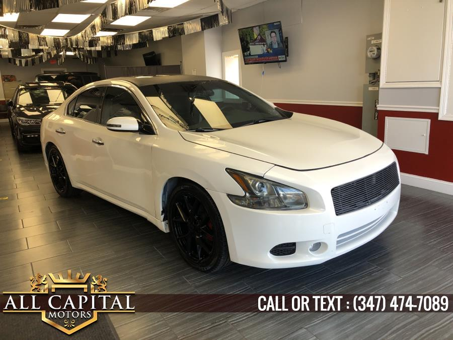 Used 2009 Nissan Maxima in Brooklyn, New York | All Capital Motors. Brooklyn, New York