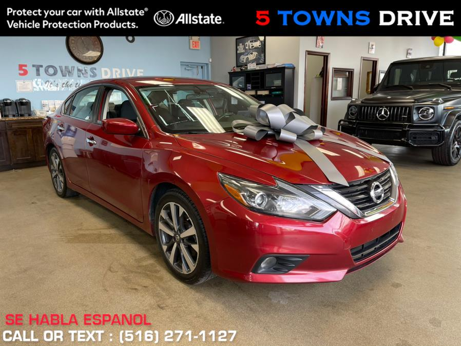Used Nissan Altima 4dr Sdn I4 2.5 SR 2016 | 5 Towns Drive. Inwood, New York