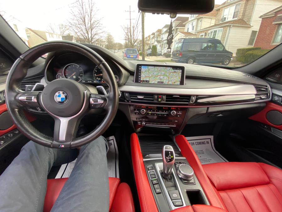 Used BMW X6 ///M Sport Package xDrive35i Sports Activity Coupe 2018   Diamond Cars R Us Inc. Franklin Square, New York