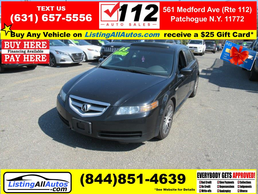 Used Acura TL 4dr Sdn AT 2005 | www.ListingAllAutos.com. Patchogue, New York