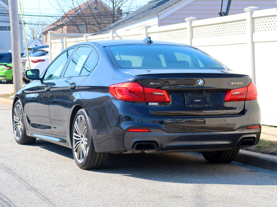 Used BMW 5 Series M550i xDrive 2018 | Auto Expo Ent Inc.. Great Neck, New York