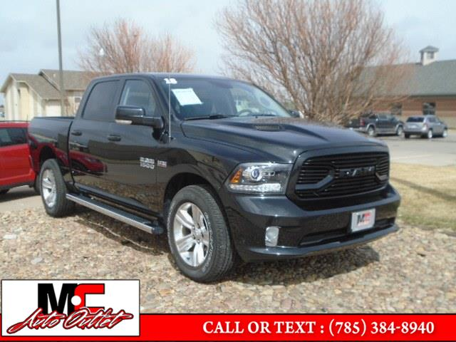 Used 2018 Ram 1500 in Colby, Kansas | M C Auto Outlet Inc. Colby, Kansas