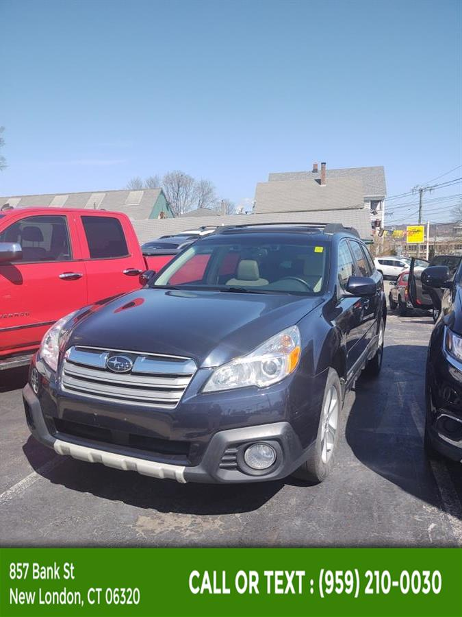 Used Subaru Outback 4dr Wgn H4 Auto 2.5i Limited 2013 | McAvoy Inc dba Town Hill Auto. New London, Connecticut