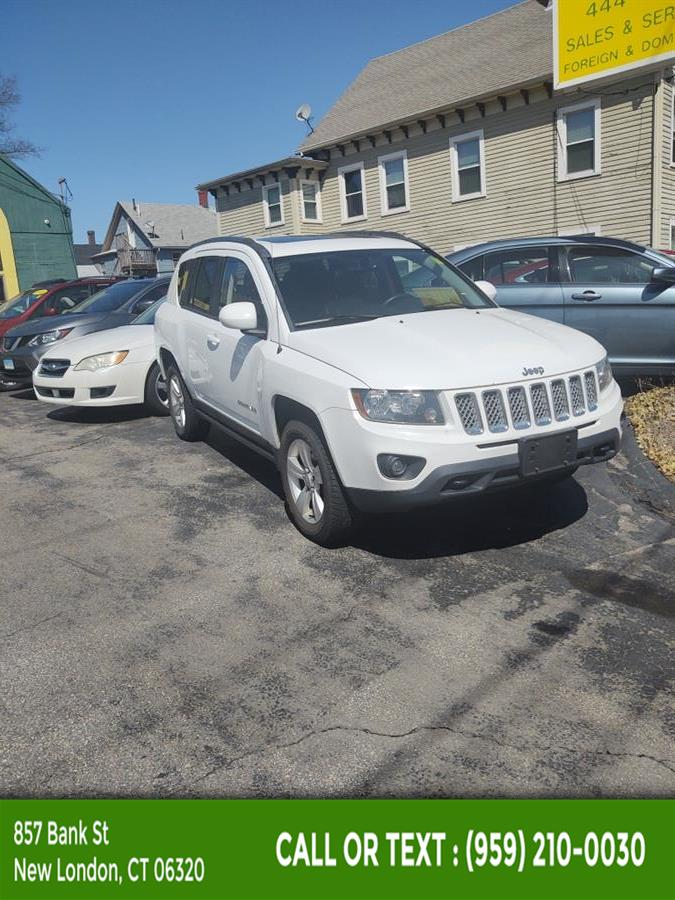 Used Jeep Compass 4WD 4dr Latitude 2014 | McAvoy Inc dba Town Hill Auto. New London, Connecticut