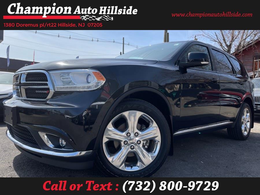 Used 2014 Dodge Durango in Hillside, New Jersey | Champion Auto Hillside. Hillside, New Jersey