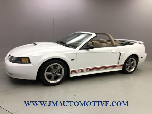 Used 2001 Ford Mustang in Naugatuck, Connecticut | J&M Automotive Sls&Svc LLC. Naugatuck, Connecticut