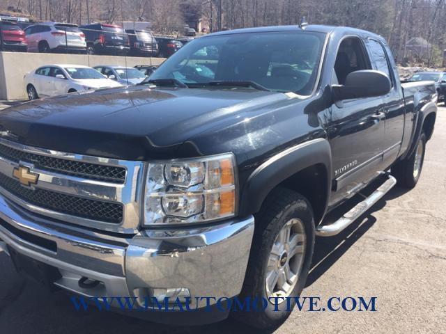 Used Chevrolet Silverado 1500 4WD Ext Cab 143.5 LT 2012 | J&M Automotive Sls&Svc LLC. Naugatuck, Connecticut