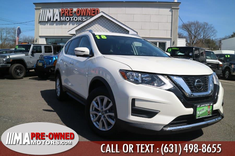 Used 2018 Nissan Rogue in Huntington, New York | M & A Motors. Huntington, New York