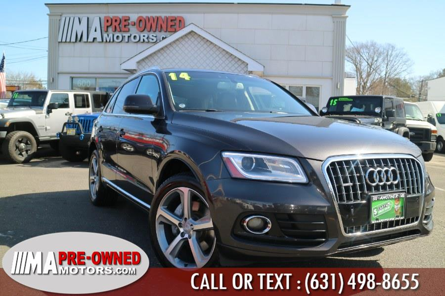 Used Audi Q5 quattro 4dr 3.0L TDI Premium Plus 2014 | M & A Motors. Huntington, New York