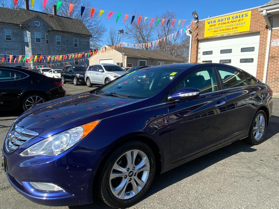 Used Hyundai Sonata 4dr Sdn 2.4L Auto Limited 2012 | VEB Auto Sales. Hartford, Connecticut