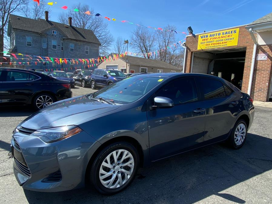 Used Toyota Corolla LE CVT (Natl) 2019   VEB Auto Sales. Hartford, Connecticut