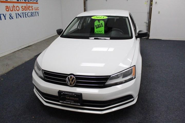 Used Volkswagen Jetta Sedan 4dr Auto 2.0L S 2015   New England Auto Sales LLC. Plainville, Connecticut