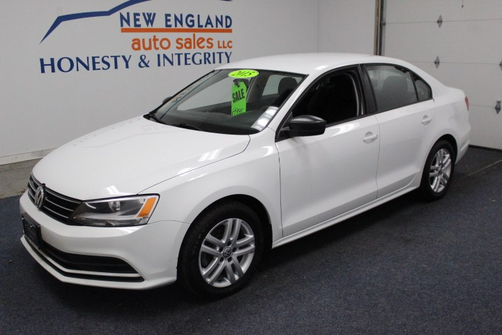 Used 2015 Volkswagen Jetta Sedan in Plainville, Connecticut | New England Auto Sales LLC. Plainville, Connecticut