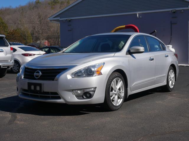 Used Nissan Altima 2.5 SL 2015 | Canton Auto Exchange. Canton, Connecticut
