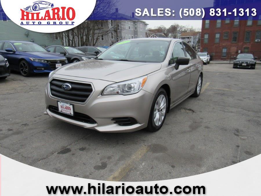 Used 2017 Subaru Legacy in Worcester, Massachusetts | Hilario's Auto Sales Inc.. Worcester, Massachusetts