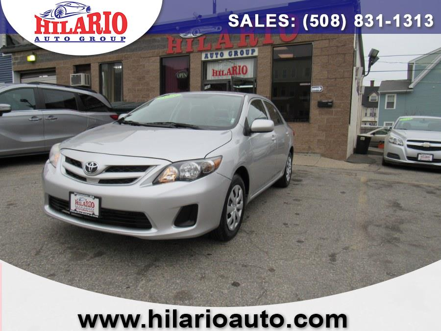 Used 2013 Toyota Corolla in Worcester, Massachusetts | Hilario's Auto Sales Inc.. Worcester, Massachusetts