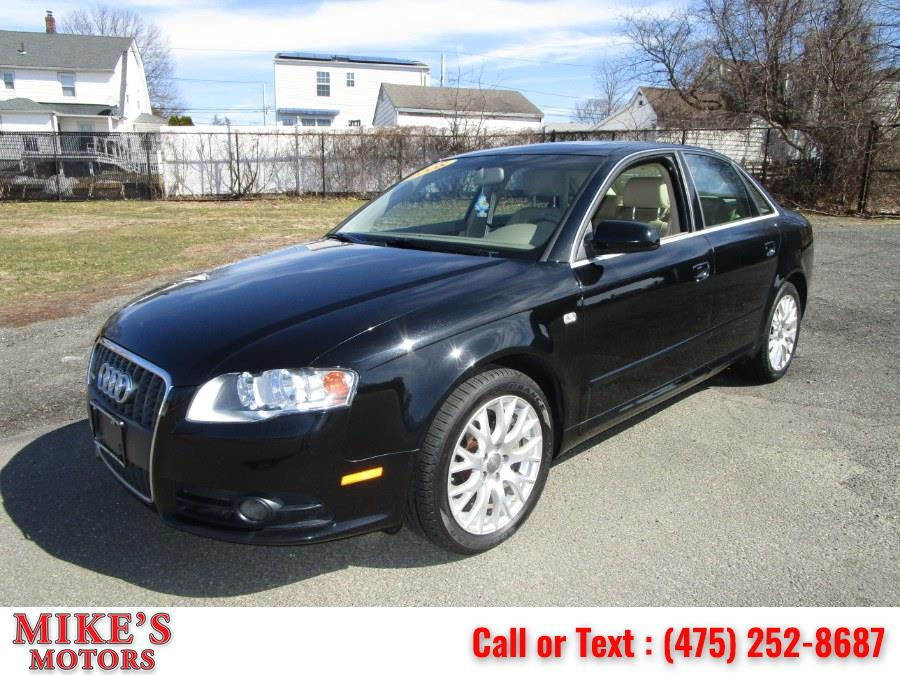 Used 2008 Audi A4 in Stratford, Connecticut | Mike's Motors LLC. Stratford, Connecticut