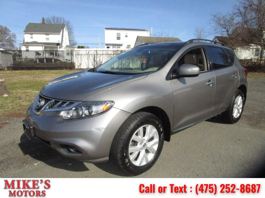 Used 2012 Nissan Murano in Stratford, Connecticut | Mike's Motors LLC. Stratford, Connecticut
