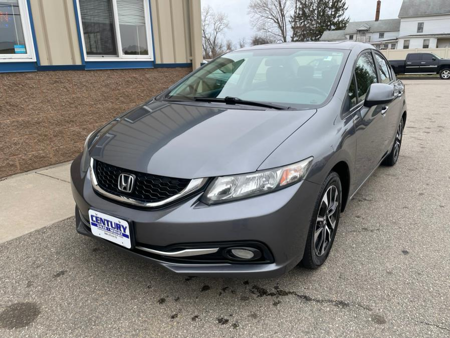 Used Honda Civic Sdn 4dr Auto EX-L 2013 | Century Auto And Truck. East Windsor, Connecticut