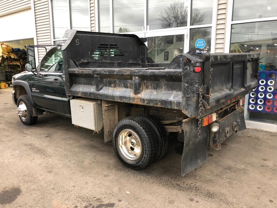 "Used GMC Sierra 3500 Reg Cab 137.0"" WB, 60.4"" CA 4WD 2003 | Chris's Auto Clinic. Plainville, Connecticut"