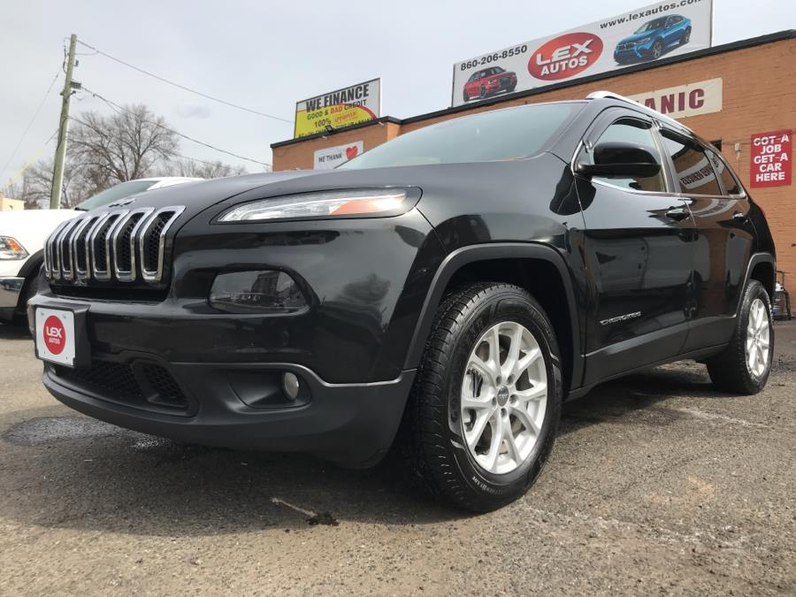 Used 2016 Jeep Cherokee in Hartford, Connecticut | Lex Autos LLC. Hartford, Connecticut