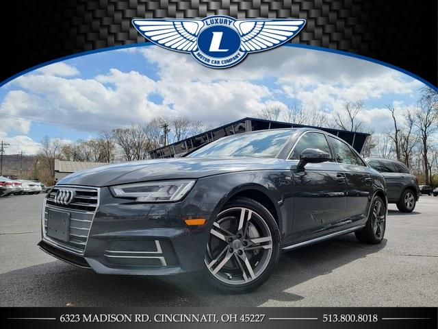 Used 2018 Audi A4 in Cincinnati, Ohio | Luxury Motor Car Company. Cincinnati, Ohio