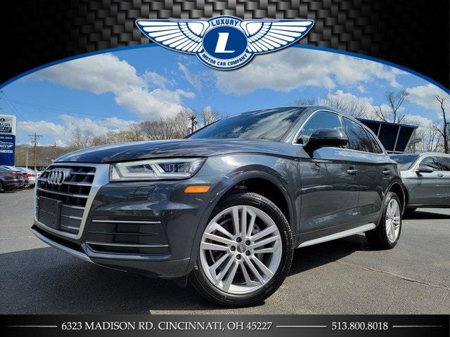 Used 2018 Audi Q5 in Cincinnati, Ohio | Luxury Motor Car Company. Cincinnati, Ohio