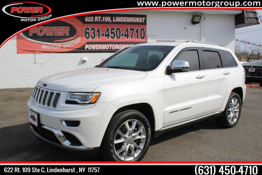 Used 2016 Jeep Grand Cherokee- OVERLAND in Lindenhurst , New York | Power Motor Group. Lindenhurst , New York
