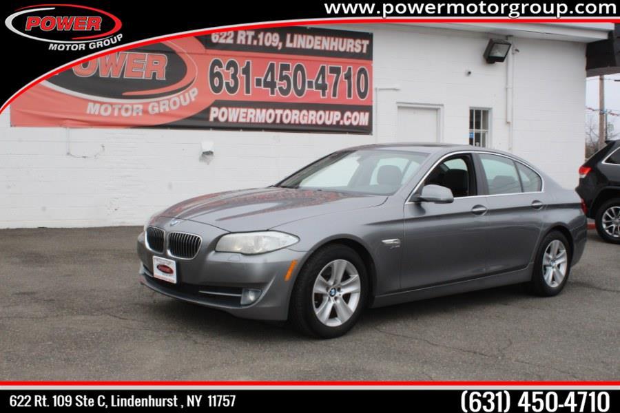 Used 2013 BMW 5 Series in Lindenhurst , New York | Power Motor Group. Lindenhurst , New York