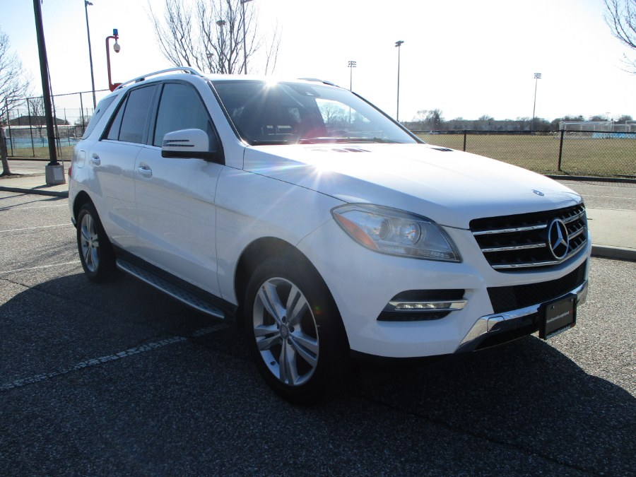 Used Mercedes-Benz M-Class 4MATIC 4dr ML350 2014 | South Shore Auto Brokers & Sales. Massapequa, New York