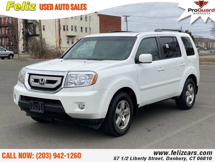 Used 2010 Honda Pilot in Danbury, Connecticut | Feliz Used Auto Sales. Danbury, Connecticut