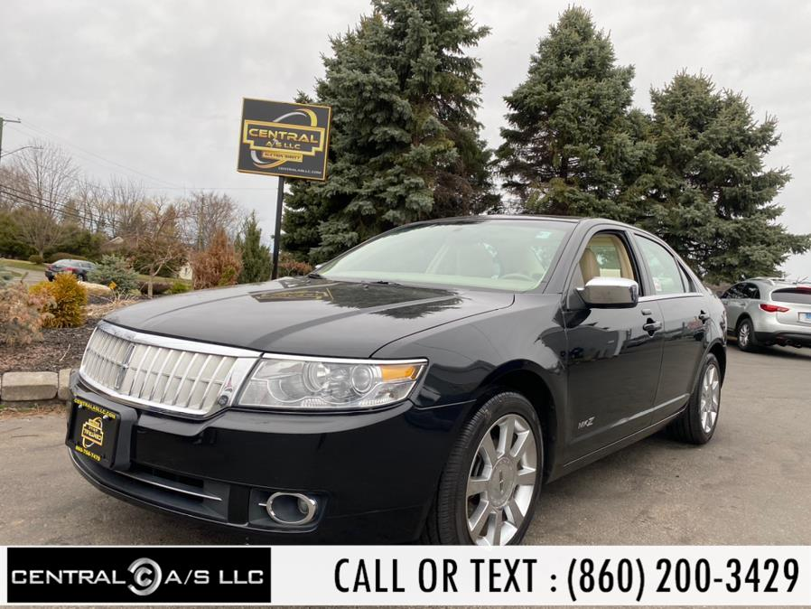 Used Lincoln MKZ 4dr Sdn AWD 2009 | Central A/S LLC. East Windsor, Connecticut