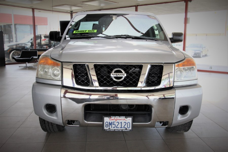 Used Nissan Titan 2WD Crew Cab SE 2008 | 1 Stop Auto Mart Inc.. Garden Grove, California