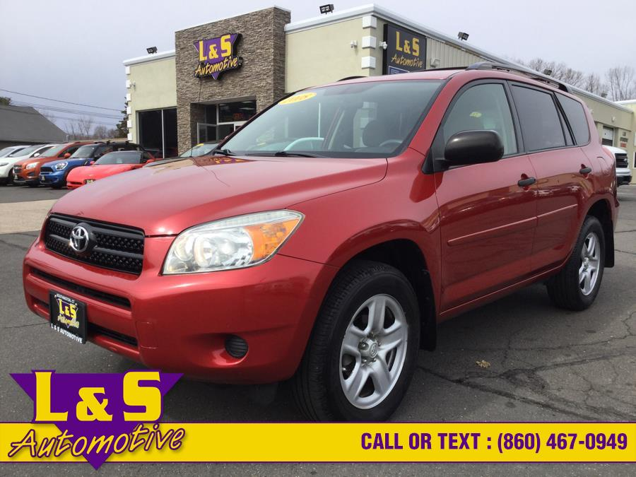Used 2008 Toyota RAV4 in Plantsville, Connecticut | L&S Automotive LLC. Plantsville, Connecticut