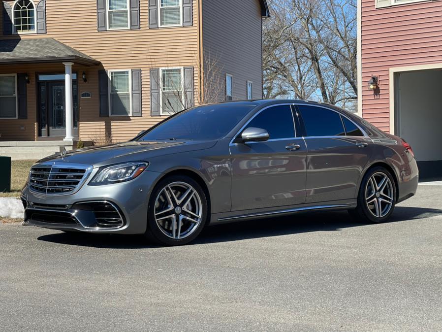 Used 2018 Mercedes-Benz S-Class in Springfield, Massachusetts | Bay Auto Sales Corp. Springfield, Massachusetts