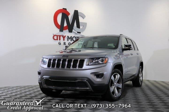 Used 2014 Jeep Grand Cherokee in Haskell, New Jersey | City Motor Group Inc.. Haskell, New Jersey