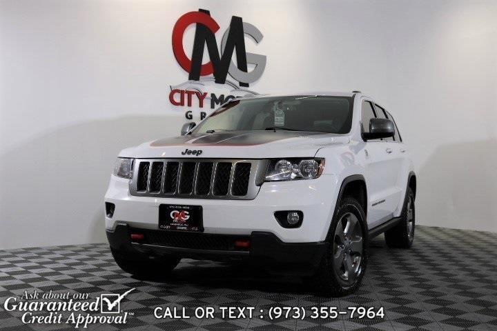 Used Jeep Grand Cherokee Laredo 2013 | City Motor Group Inc.. Haskell, New Jersey