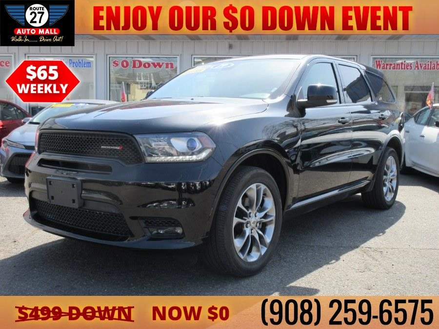 Used 2019 Dodge Durango in Linden, New Jersey | Route 27 Auto Mall. Linden, New Jersey