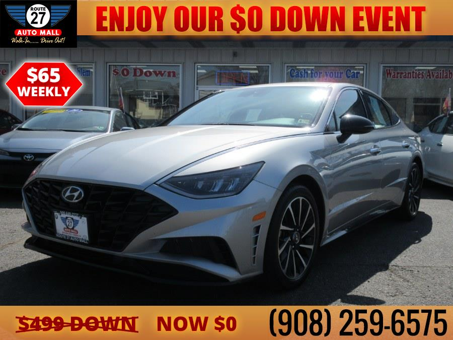 Used 2020 Hyundai Sonata in Linden, New Jersey | Route 27 Auto Mall. Linden, New Jersey
