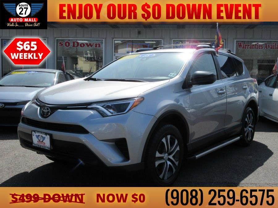 Used 2018 Toyota RAV4 in Linden, New Jersey   Route 27 Auto Mall. Linden, New Jersey