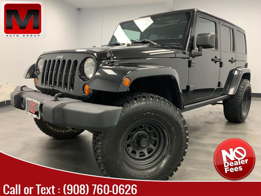Used 2012 Jeep Wrangler Unlimited in Elizabeth, New Jersey | M Auto Group. Elizabeth, New Jersey