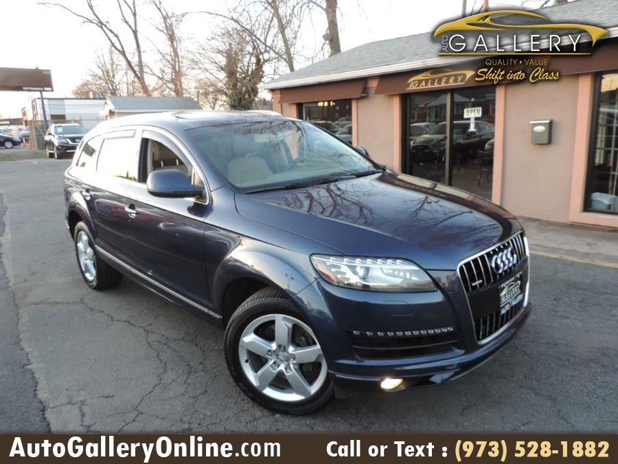 Used 2015 Audi Q7 in Lodi, New Jersey | Auto Gallery. Lodi, New Jersey
