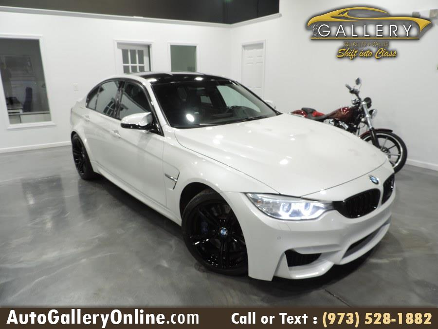Used 2015 BMW M3 in Lodi, New Jersey | Auto Gallery. Lodi, New Jersey
