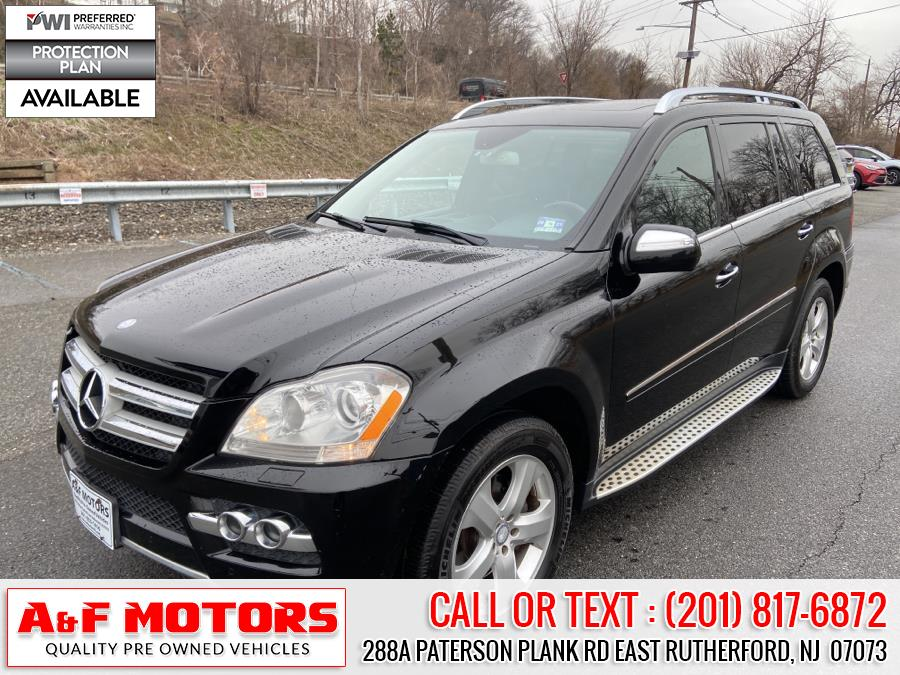 Used Mercedes-Benz GL-Class 4MATIC 4dr GL450 2010 | A&F Motors LLC. East Rutherford, New Jersey