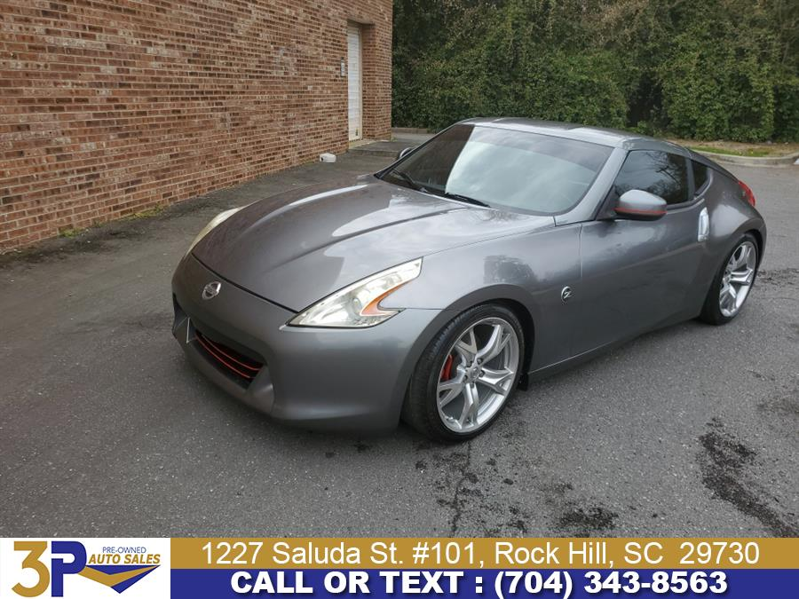 Used 2012 Nissan 370Z in Rock Hill, South Carolina | 3 Points Auto Sales. Rock Hill, South Carolina